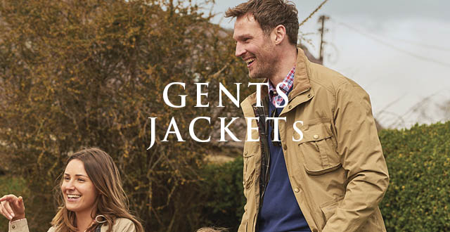 Men's Country Jackets