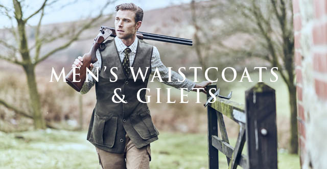 Mens Waistcoats and Gilets