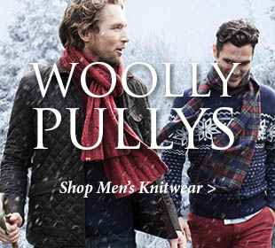 Mens Country Knitwear