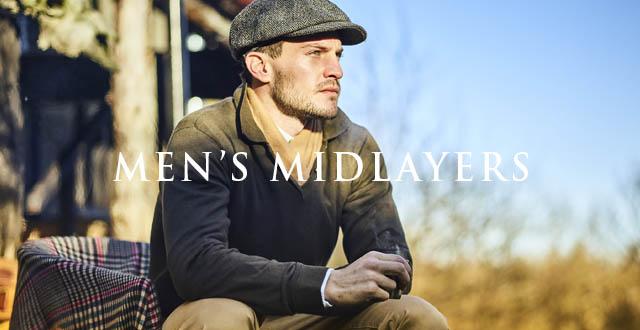 Mens Midlayers