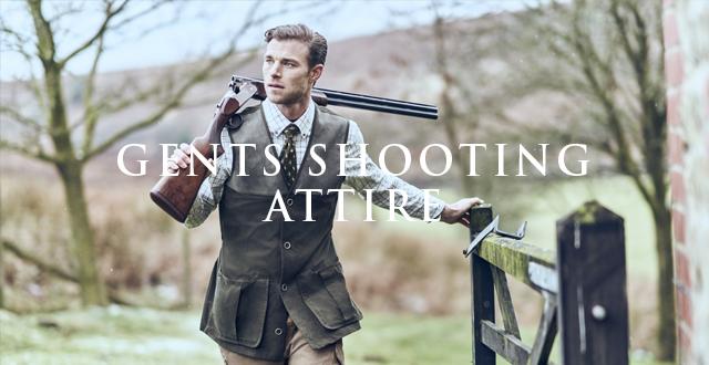 Gents Shooting Attire