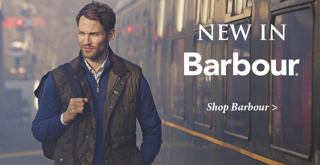 New In Barbour