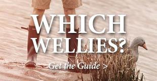 Wellington Boot Buyers Guide