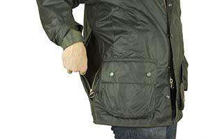 Barbour Beaufort Jacket Liner