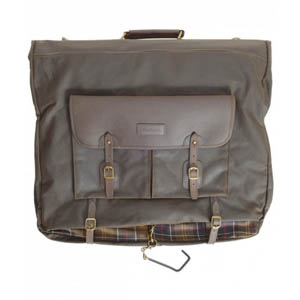 Barbour Steerage Garment Bag Olive