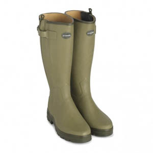Le Chameau Chasseur Wellies