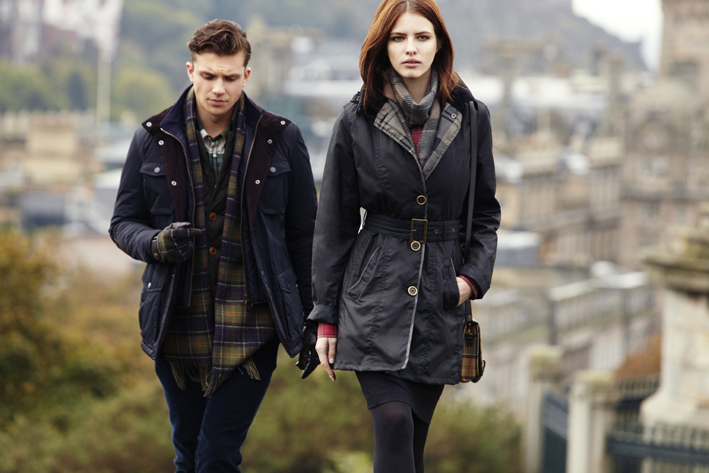 Barbour Portlethan Mac