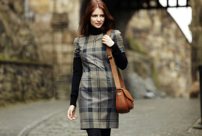 Barbour Hayton Dress