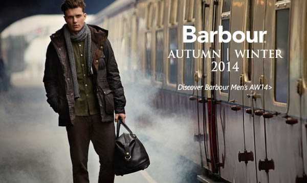 Barbour Mens Aw14