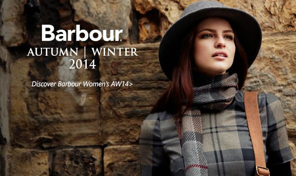 Barbour Womens AW14