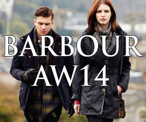 Barbour AW14
