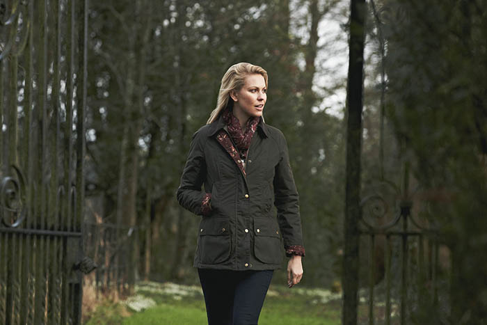 Barbour Tors Wax Jacket