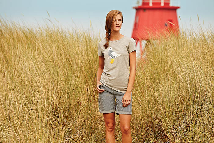Barbour Avonmouth Tee