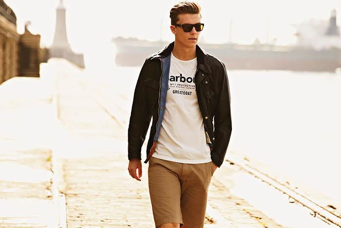 Barbour Benkirk Wax Jacket