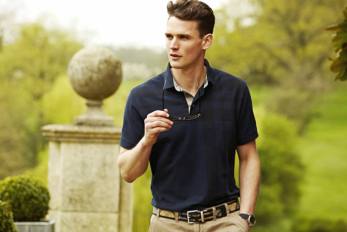 Barbour Howard Polo