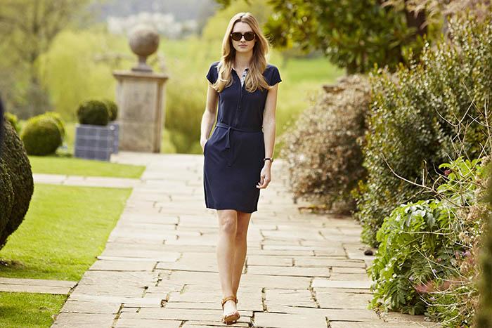 Barbour Slateford Dress