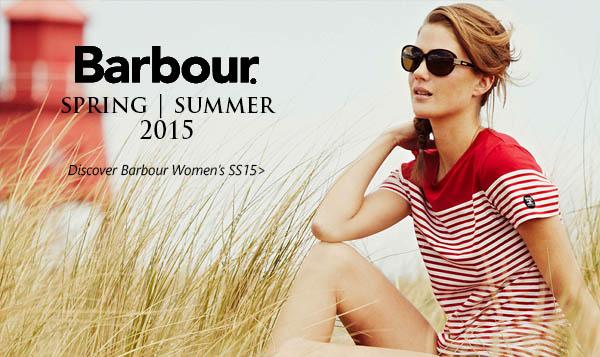 Barbour Women SS15