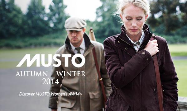Musto Women AW14